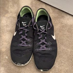 Nike free TR fit 5 Women's size 9 running sneakers